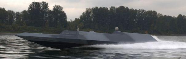 Stealth Boats Haydenisland Bridge Cam